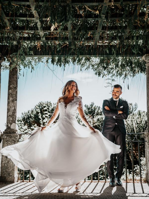 Happy Couple, Newly Weds, Wedding