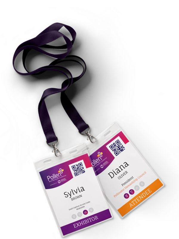 Personalised Event Tags