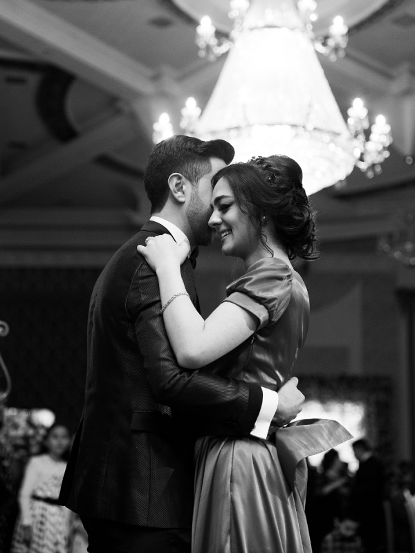 Wedding Dance, couple